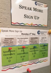 speakmore class sign up