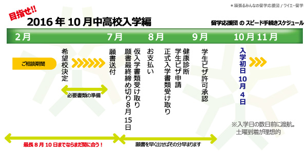 highschool schedule2016(O)